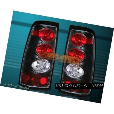テールライト 2003-2006シボレーシルバラード1500 2500 HDピックアップ/ 04-06シエラブラックテールライト 2003-2006