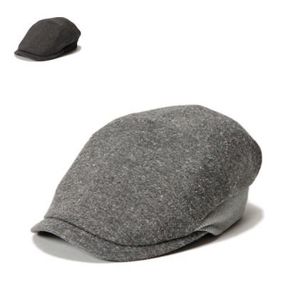 ニット ハンチング帽 メンズ レディース リバーハンチング ボブ 帽子 秋 冬