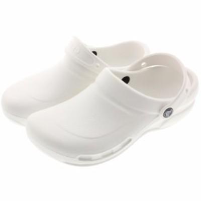 SALE 定番 クロックス crocs bistro ビストロ ホワイト 10075-100
