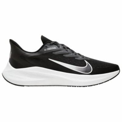 (取寄)ナイキ メンズ シューズ ズーム ウィンフロー 7 Nike Men's Shoes Zoom Winflo 7Black White Anthracite 送料無料