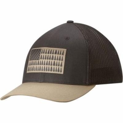 コロンビア キャップ Mesh Baseball Hat Shark/Tree Patch
