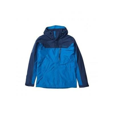Marmot マーモット メンズ 男性用 ファッション アウター ジャケット コート レインコート Southridge Jacket - Classic Blue/Arctic Navy