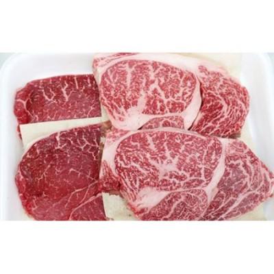 霜降り肉と赤身肉の食べ比べ!【黒毛和牛牝A5ステーキセット】