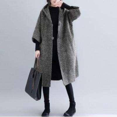 2020年 新作 送料無料 秋冬用 全2色 ジャケット コート ファッション カジュアル レディース 防寒 通勤 トップス アウター 大人 ゆった