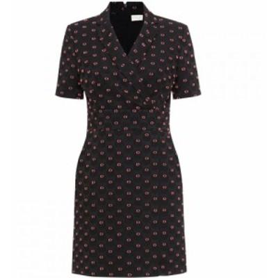 ダンセル Damsel in a Dress レディース ワンピース ワンピース・ドレス Vivienne Textured Dress Black/Red