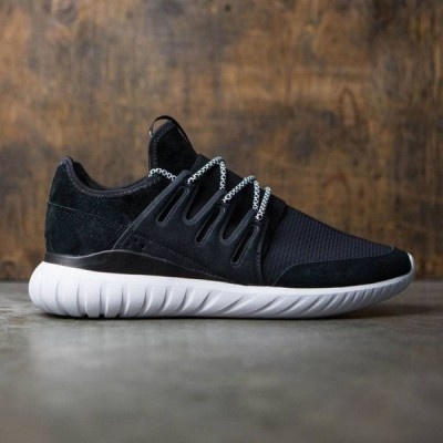 アディダス Adidas メンズ スニーカー シューズ・靴 Tubular Radial black/core black/vintage white