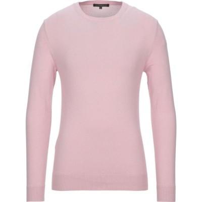 ブライアン デールズ BRIAN DALES メンズ ニット・セーター トップス sweater Pink