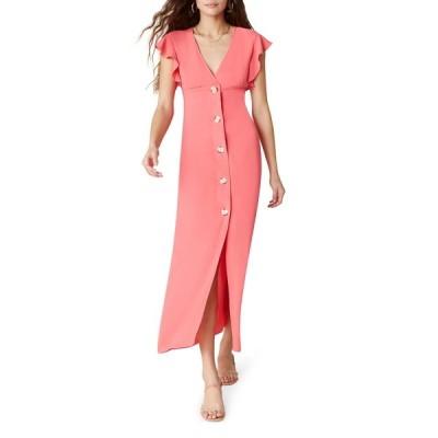 ビービーダコタ レディース ワンピース トップス That's Amore Button Maxi Dress BRIGHT ROS