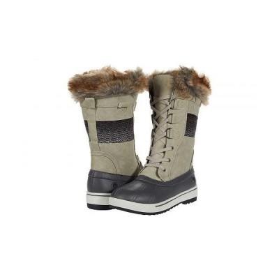 Northside ノースサイド レディース 女性用 シューズ 靴 ブーツ スノーブーツ Bishop - Birch/Gray