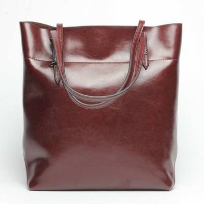 バッグ ハンドバッグ レディース New Women's Work Tote Bag Genuine Leather Purse Handbag Shoulder Bag