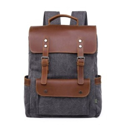 TSDブランド レディース バックパック・リュックサック バッグ Valley Hill Canvas Backpack Gray