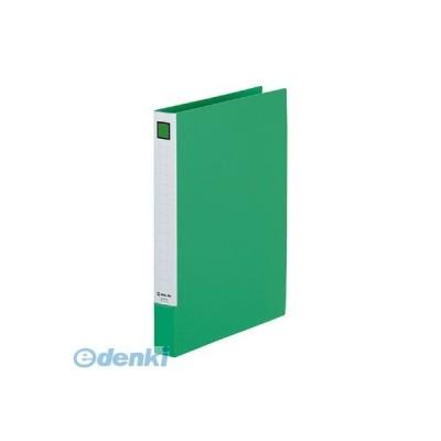 キングジム KING JIM 647Nミト リングファイル(脱着式)A4−S   緑