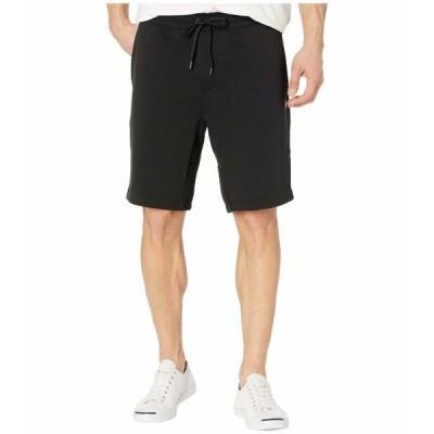 ラルフローレン ハーフ&ショーツ ボトムス メンズ Double Knit Tech Shorts Black