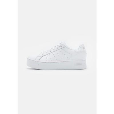 ケースイス レディース 靴 シューズ DALIA - Trainers - white/silver