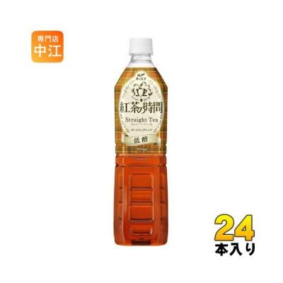 UCC 霧の紅茶 紅茶の時間 ストレートティー低糖 930ml ペットボトル 24本 (12本入×2 まとめ買い)
