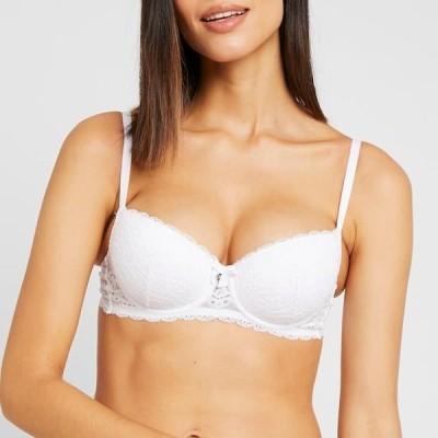 ブックスアベニュー レディース ファッション EMMELINE - Underwired bra - white