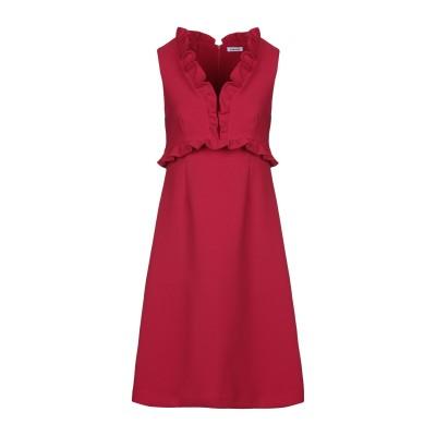 パロッシュ P.A.R.O.S.H. ミニワンピース&ドレス ガーネット M ポリエステル 96% / ポリウレタン 4% ミニワンピース&ドレス