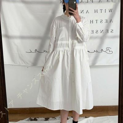 レディース ワンピース 夏 フリル ワンピース マキシ スカート 無地 aタイプ ロング さわやか ドレス パーティー 結婚式 ピクニック レディース 大きいサイズ