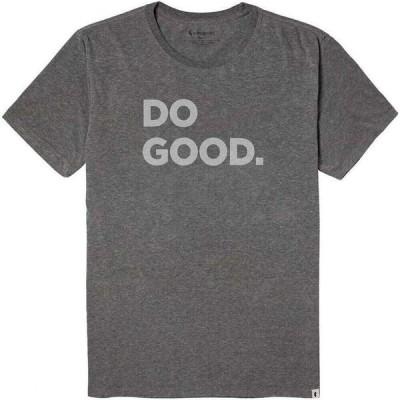 コトパクシ Cotopaxi メンズ Tシャツ トップス Do Good SS Tee GREY