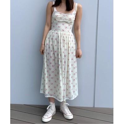 レディース シャルル シャトン SANDY LIANG misty dress ナチュラル XS