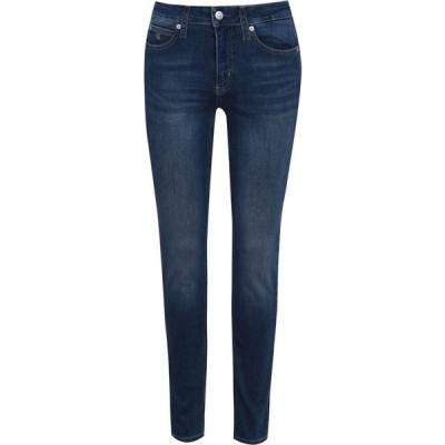 カルバンクライン Calvin Klein Jeans レディース ジーンズ・デニム スキニー ボトムス・パンツ 011 Mid Rise Skinny Jeans ZZ MID BLU