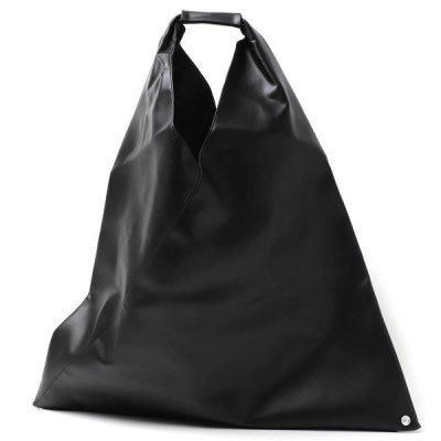 エムエム 6 メゾンマルジェラ MM6 Maison Margiela トートバッグ ジャパニーズ ブラック レディース s54wd0039-p2260-t8013