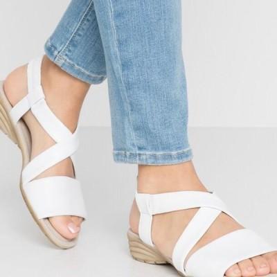 ガーバーショップ レディース サンダル Wedge sandals - weiB
