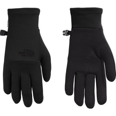 ザ ノースフェイス The North Face レディース 手袋・グローブ Etip Recycled Gloves TNF Black