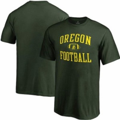 Fanatics Branded ファナティクス ブランド スポーツ用品  Fanatics Branded Oregon Ducks Youth Green Neutral Zone T