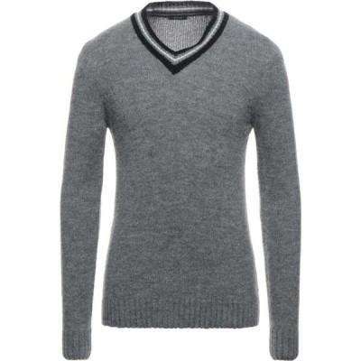 バルバッティ BARBATI メンズ ニット・セーター トップス Sweater Grey