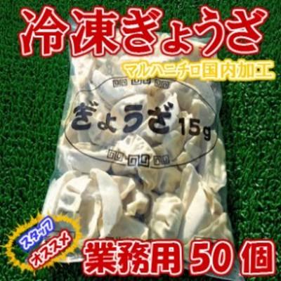 国内加工 冷凍 ぎょうざ 業務用 750g (50入) のし対応 お歳暮 お中元 ギフト BBQ お惣菜