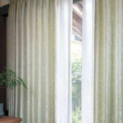カーテン&シェード シンコール Melodia SHAKOU 遮光 ML-3381・3382 ベーシック仕立て上がり 約2倍ヒダ 幅67×高さ140まで