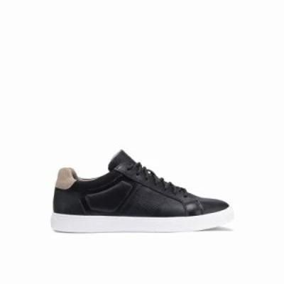 アルド スニーカー Keraria Low Lace Sneakers Black Leather