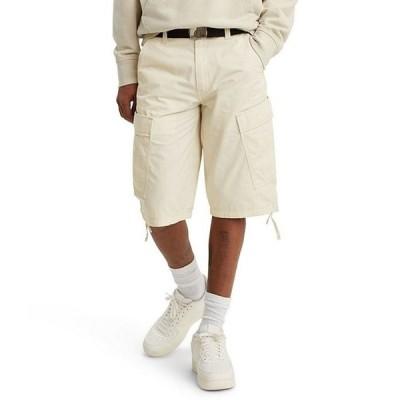 """リーバイス メンズ ハーフパンツ・ショーツ ボトムス Levi'sR 14"""" Inseam Ripstop Messenger Shorts"""