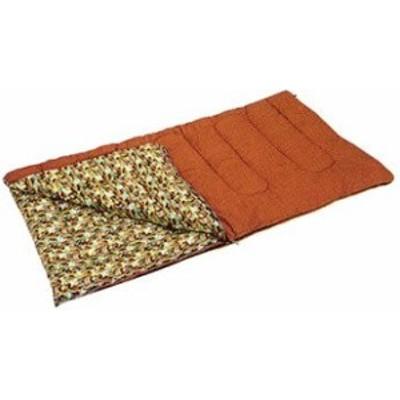 キャプテンスタッグ(CAPTAIN STAG) 寝袋 冬用 シュラフ キングサイズ [最低(未使用品)