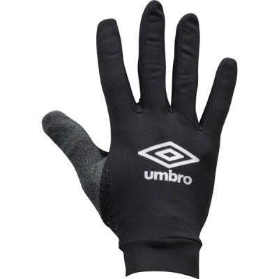 〇UMBRO(アンブロ) フィールドプレイヤーグローブ PRO サッカー UUAOJD51-BKSL