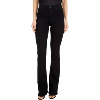 ハドソンジーンズ Hudson Jeans レディース ボトムス・パンツ ブーツカット Barbara High-Waisted Bootcut in Black Black