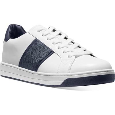 マイケル コース Michael Kors メンズ スニーカー シューズ・靴 Tyler Low-Top Sneakers Dark Midnight