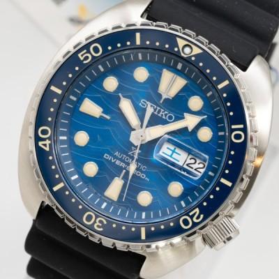 質イコー [セイコー] SEIKO 腕時計 プロスペックス ダイバー SBDY047 青文字盤 ラバー 自動巻 メンズ 新品
