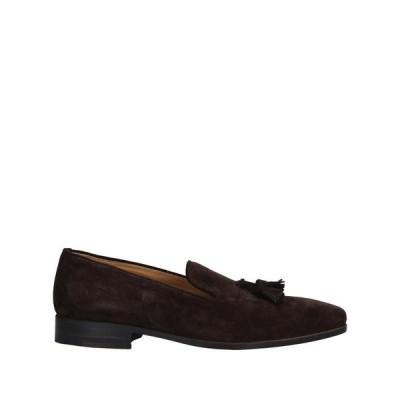 DI MELLA モカシン ファッション  メンズファッション  メンズシューズ、紳士靴  モカシン ダークブラウン