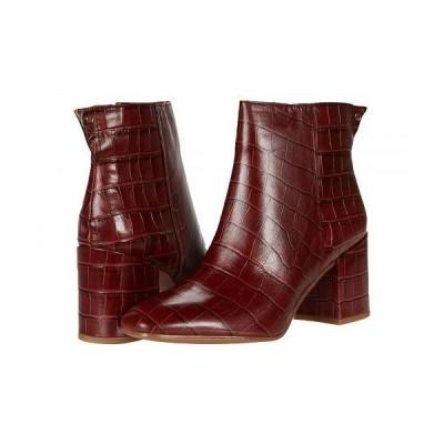 Franco Sarto フランコサルト レディース 女性用 シューズ 靴 ブーツ アンクル ショートブーツ Tina2 - Rust Croc