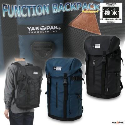 リュックサック バックパック フラップリュック 大容量 男女兼用 ヤックパック/FUNCTION BACKPACK No,8125312-F