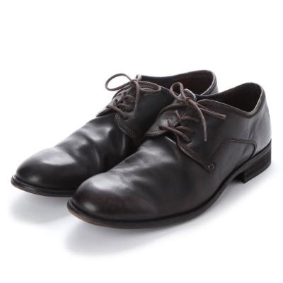 ヨーロッパコンフォートシューズ EU Comfort Shoes FLYLONDON 革靴(141.855) (ダークブラウン)