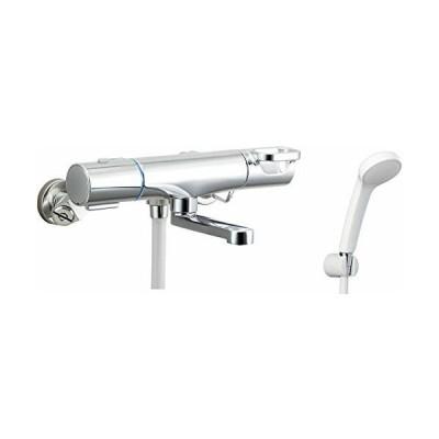 LIXIL(リクシル) INAX 浴室用 サーモスタット付シャワーバス水栓 高温出湯防止機能付 BF-WM146TSG