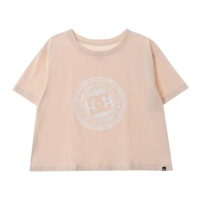 アウトレット価格 ディーシーシューズ DC SHOES  19 WS CIRCLE STAR SS Womens T-shirts
