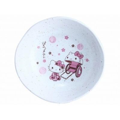 食器 キティちゃん はろうきてぃ和食器(さくら) 小鉢
