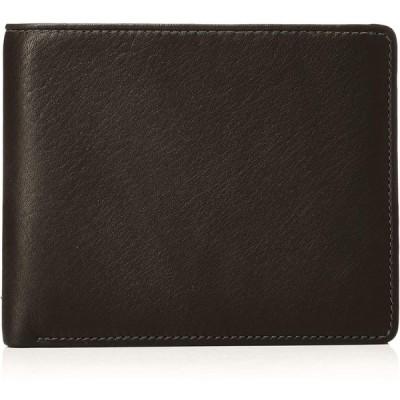 [プレリー] 二つ折り財布(小銭入れなし) キップ プレリー1957 クロ