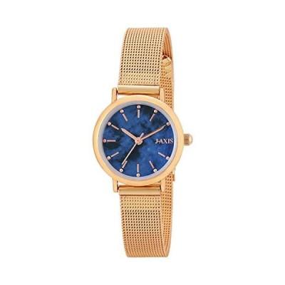 [サン・フレイム] 腕時計 J-アクシス メッシュベルトウォッチ BL1189-PG レディース ローズゴールド