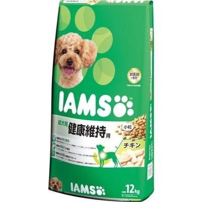 マースジャパン アイムス 成犬用 健康維持用 チキン 小粒 12kg