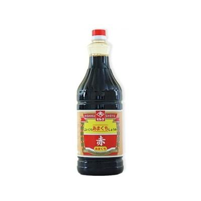 藤安醸造(株) ヒシク こいくちあまくち 赤 1.8L